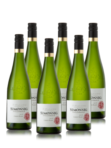 Case Of Chenin Blanc 2018 (6 Bottles)